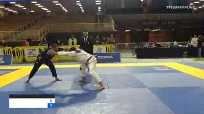 RAMON ENRIQUE CORTEZ JR vs HECTOR JESUS RODRIGUEZ 2020 World Master IBJJF Jiu-Jitsu Championship