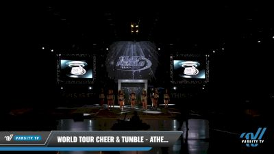 World Tour Cheer & Tumble - Athens [2021 L4.2 Senior Day 2] 2021 The U.S. Finals: Louisville