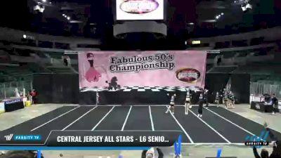 Central Jersey All Stars - L6 Senior Coed - XSmall [2021 Team Gunz] 2021 ACP Disco Open Championship: Trenton