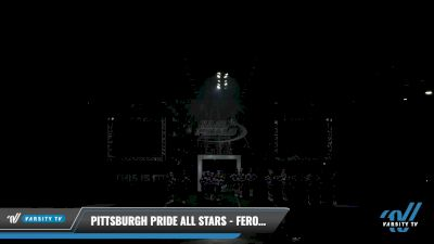 Pittsburgh Pride All Stars - Ferocious [2021 L2 Youth - Medium Day 2] 2021 The U.S. Finals: Louisville