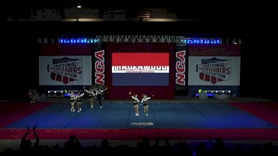 Lindenwood University [2019 Intermediate Small Coed II Finals] 2019 NCA & NDA Collegiate Cheer and Dance Championship
