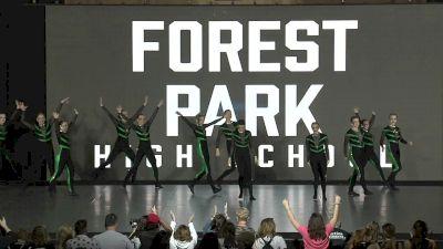 Forest Park High School [2020 Large Varsity Kick Finals] 2020 NDA High School Nationals