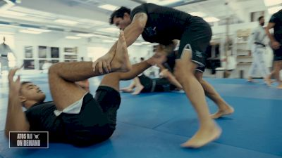 Kaynan Duarte & Lucas Hulk Barbosa Train for Road to ADCC