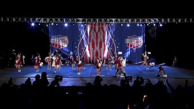 Tompkins High School [2021 Game Day Large Varsity Finals] 2021 NCA High School Nationals