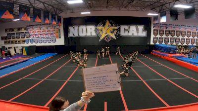 Nor Cal Elite All Stars - Jupiter [L1 Junior - Non-Building] 2021 USA All Star Virtual Championships