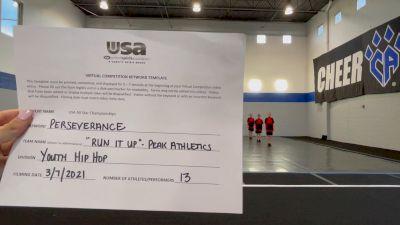 Peak Athletics - Run it Up [Youth - Hip Hop] 2021 USA All Star Virtual Championships