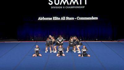 Airborne Elite All Stars - Commanders [2021 L4 Junior - Small Semis] 2021 The D2 Summit