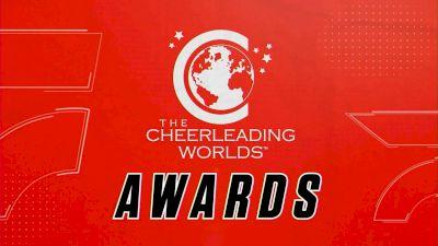 2021 The Cheerleading Worlds Awards [L6 Senior Large]