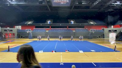 University of Southern Indiana [Small Coed Division I Virtual Finals] 2021 UCA & UDA College Cheerleading & Dance Team National Championship