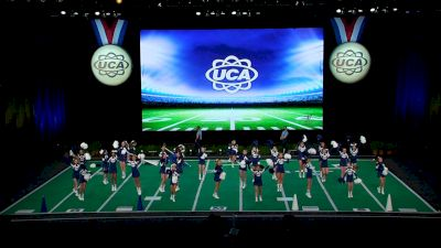 Grassland Middle School [2021 Large Junior High Game Day Finals] 2021 UCA National High School Cheerleading Championship
