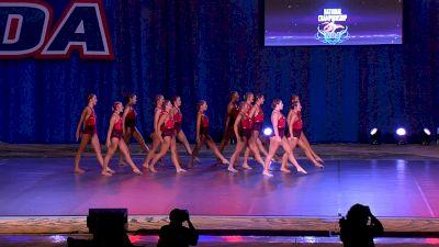 Ravenwood Dance Team [2021 Medium Varsity Jazz Finals] 2021 NDA High School National Championship