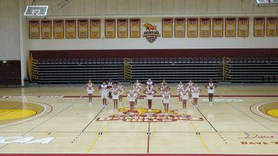 California St University-Dominguez Hills [Virtual Open Game Day - Dance Finals] 2021 UCA & UDA College Cheerleading & Dance Team National Championship