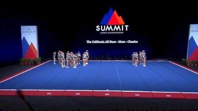 The California All Stars - Mesa - Classics [2021 L4 Senior - Small Semis] 2021 The Summit