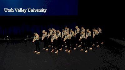 Utah Valley University [2021 Division I Jazz Finals] 2021 UCA & UDA College Cheerleading & Dance Team National Championship