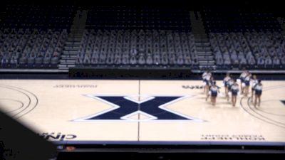 Xavier University [Virtual Division I Pom Finals] 2021 NCA & NDA Collegiate Cheer & Dance Championship