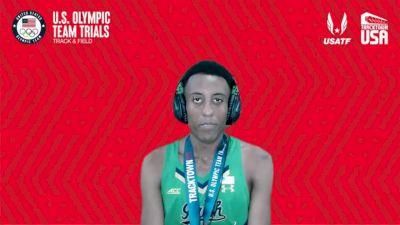Yared Nuguse - Men's 1500m Final