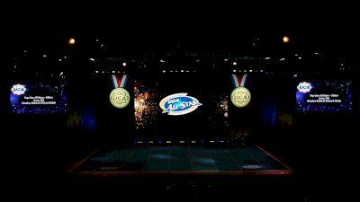 Top Gun All Stars - Glitter [2021 L3 Youth - Small Day 1] 2021 UCA International All Star Championship