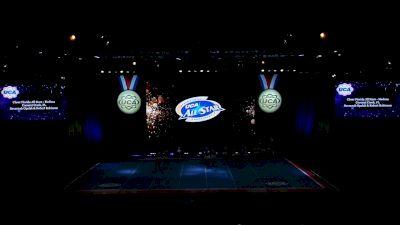 Cheer Florida All Stars - Medusa [2021 L3 Senior (19-23) Day 2] 2021 UCA International All Star Championship