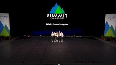 Velocity Dance - Renegades [2021 Junior Hip Hop - Large Finals] 2021 The Dance Summit
