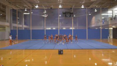 UTSA [Virtual Advanced Small Coed Open Prelims] 2021 NCA & NDA Collegiate Cheer & Dance Championship