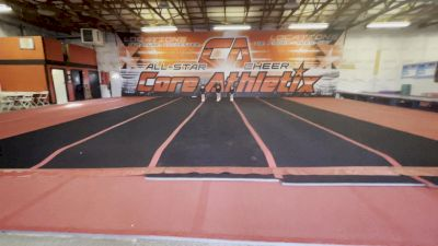 Core Athletix [L1 Tiny - Novice - Restrictions] 2021 Varsity Virtual Competition Series - Prep & Novice II