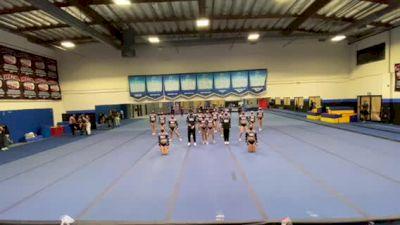 The California AllStars - Addiction [L1 Senior] 2021 ATC International Virtual Championship