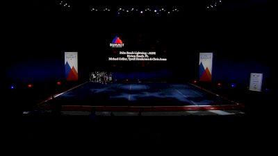 Palm Beach Lightning - JADE [2021 L1 Junior - Medium Semis] 2021 The Summit