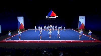 The Stingray All Stars - UV [2021 L4.2 Senior - Medium Semis] 2021 The Summit