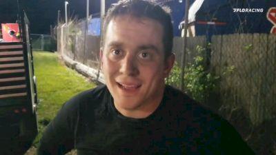 Brady Bacon Explains What Happened While Leading Under Caution At Kokomo