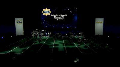 University of Memphis [2021 Division IA Game Day Semis] 2021 UCA & UDA College Cheerleading & Dance Team National Championship