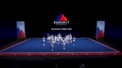 Cheer Extreme - Raleigh - Angels [2021 L4.2 Senior Coed - Medium Finals] 2021 The Summit