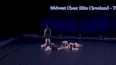 Midwest Cheer Elite Cleveland - Youth Contemporary [2021 Youth Contemporary / Lyrical - Small Semis] 2021 The Dance Summit