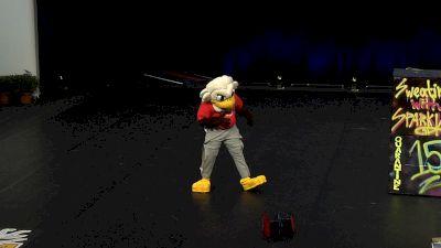 Liberty University - Sparky [2021 Mascot Finals] 2021 UCA & UDA College Cheerleading & Dance Team National Championship