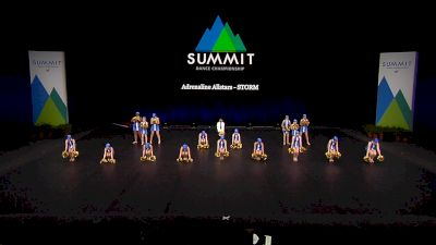 Adrenaline Allstars - STORM [2021 Youth Pom - Large Finals] 2021 The Dance Summit