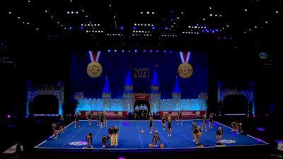 Live Oak High School [2021 Large Division II Finals] 2021 UCA National High School Cheerleading Championship