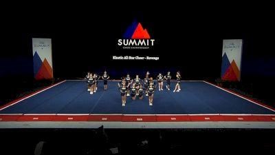 Kinetic All Star Cheer - Revenge [2021 L4 International Open Coed Wild Card] 2021 The Summit