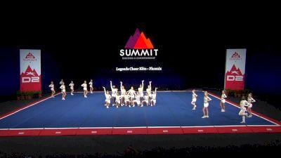 Legends Cheer Elite - Phoenix [2021 L4 Junior - Medium Semis] 2021 The D2 Summit