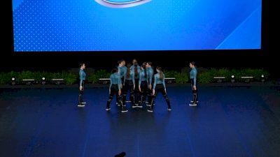 Academy of the Holy Angels [2021 Junior Varsity - Hip Hop Finals] 2021 UDA National Dance Team Championship