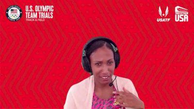 Ajee' Wilson - Women's 800m First Round