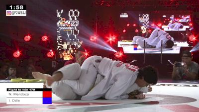 Ivanna Odle vs Nyah Mendoza   Fight To Win 179