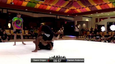 Gianni Grippo vs Damien Anderson Emerald City Invitational Event #2