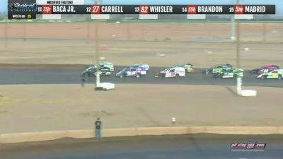 Highlights | IMCA Modifieds Sunday at Central AZ