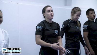 Luiza Monteiro Will Give Up 10lbs To Brown Belt Lis Clay At Fight to Win 147