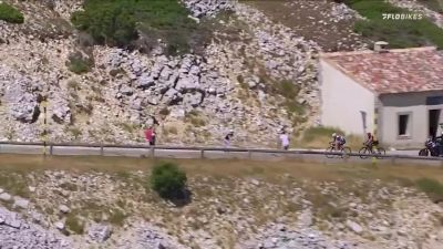 Porte Drops Quintana on Ventoux