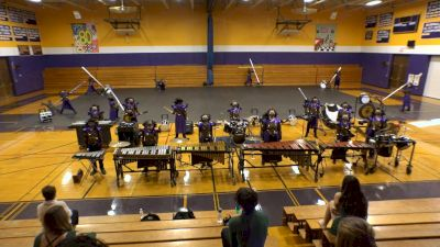 Blackstone-Millville Regional Winter Percussion-Caged