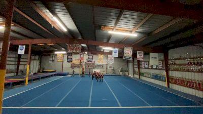 Texas Cheer Force Elite Flawless - FLAWLESS [L1 Mini - Novice] 2021 NCA All-Star Virtual National Championship