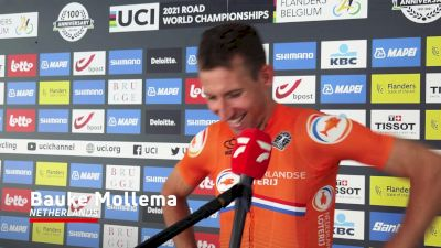 Bauke Mollema: 'This Course Will Be Hard For Me, It Will Be A Nice Challenge'