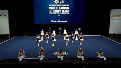 Shorter University [2021 Small Coed Division I Finals] 2021 UCA & UDA College Cheerleading & Dance Team National Championship