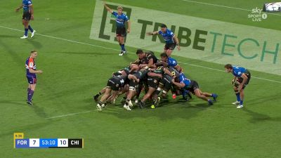 Nathan Harris With A Try vs Western Force