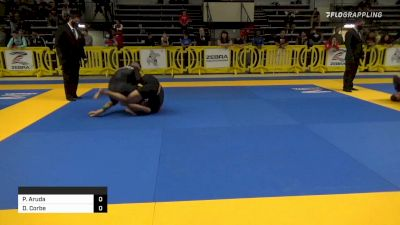 Deandre Corbe Submits With Inside Heel Hook